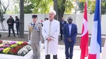 Birinci Dünya Savaşı'nın Müslüman Ve Hristiyan Fransız Askerleri Anıldı