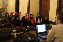 İNSANOĞLU - Büyükşehir Akademi'de Dersler Devam Ediyor