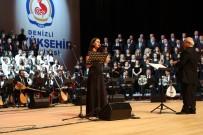 HÜDAVERDI OTAKLı - Büyükşehir Konservatuvarı Atatürk'ün Sevdiği Şarkıları Seslendirdi