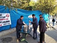 Çankaya MHP'den Vatandaşlara Ücretsiz Çorba İkramı