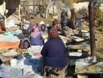 Çavdarhisar'da Kadınların Gözleme Hayrı