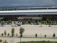 Ekim Ayında Erzurum Havalimanı'nda 84 Bin 70 Yolcuya Hizmet Verildi