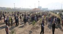ERÜ'de 'Geleceğe Nefes' Fidanlar Dikildi