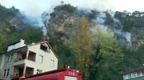 GÜNCELLEME - Bartın'ın İnkum Beldesinde Çıkan Orman Yangını Kontrol Altına Alındı