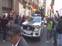 BOLIVYA - İstifa Eden Morales, Hakkındaki Tutuklama Emrini 'Yasadışı' Olarak Nitelendirdi