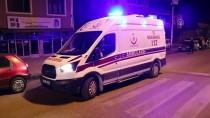 Karabük'te Zincirleme Trafik Kazası Açıklaması 1 Yaralı