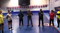 Kastamonu Belediyespor, Vaci NKSE İle Yapacağı Rövanş Maçının Hazırlıklarına Başladı