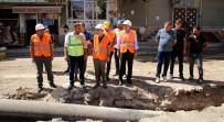 Kızıltepe İçme Suyu Projesi'nin Yüzde 45'İ Tamamlandı