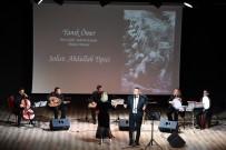 Konyaaltı TSM'den Atatürk'ü Anma Konseri