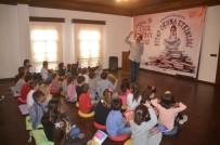 MEHMET TURAN - Kuşadası'nda 'Dünya Çocuk Kitapları Haftası' Etkinliği