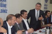 Milletvekili Yaman Ve Başkan Şayir Ağrılılar'a Konuk Oldu