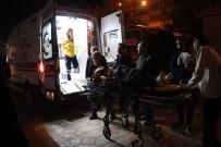 NEMRUT DAĞI - Nemrut Dağı'ndan Dönen Aile Kaza Yaptı Açıklaması 6 Yaralı
