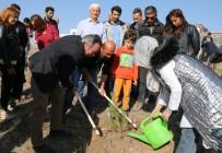 DAMAT İBRAHİM PAŞA - NEVÜ'de 11.11'De 11 Bin Fidan Toprakla Buluşturuldu