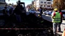 Oltulular, Doğal Gaz Hattının Mahallelerine Ulaşmasını Kurban Keserek Kutladılar