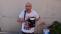 OKSİJEN TÜPÜ - (Özel) Ramazan Büyük, Taşınabilir Oksijen Tüpüne Kavuştu