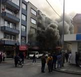 Sakarya'da Pasajda Çıkan Yangın Paniğe Neden Oldu