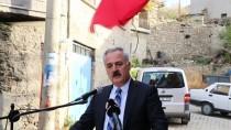 ÖMER SEYMENOĞLU - Şehit Asker Hasan Hüseyin Gül'ün İsmi Isparta'daki Köyünde Kütüphaneye Verildi