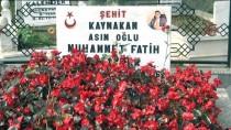 Şehit Kaymakam Safitürk, Mezarı Başında Anıldı