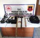 Sorgun'da Kaçak Kazı Operasyonu