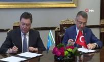 Türkiye İle Kazakistan Arasında Üç Anlaşma İmzalandı