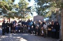 Türkiye'nin Farklı Bölgelerinden Gelen Edebiyatçılar Erzurum'u Gezdi