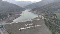 Yuvacık Barajı'nda Su Seviyesi Yüzde 21'E Düştü