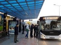 1 Milyon Nüfuslu Muğla'da 166 Milyon Yolcu Taşındı