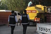 Adana'da '10 Numara' Yağ Operasyonu