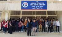 Afrin'e Eğitim Malzemesi Yardımı