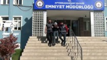 Afyonkarahisar'da 7 Hırsızlık Olayının Şüphelileri Yakalandı