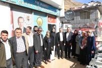 AK Parti'li Arvas'tan Çatak İlçesine Ziyaret