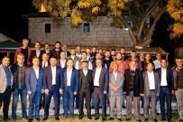 AK Parti Milletvekili Açıkgöz Ve Belediye Başkanı Süslü, Cevizli Esnafı İle Buluştu
