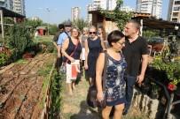 Alman Heyet, Mezitli Belediyesinin Projelerini İnceliyor