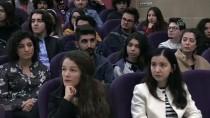 Anayasa Mahkemesi Başkanvekili Gökcan, DEÜ'de Konferans Verdi