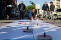 Aydın'a Floor Curling Heyecanı