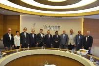 Bangladeş Heyeti AOSB'de