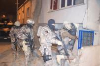 Başakşehir'de Uyuşturucu Operasyonu Açıklaması 25 Gözaltı