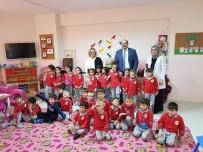 Başkan Orhan'dan Anaokuluna Minik Sürpriz