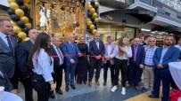 NECATTIN DEMIRTAŞ - Başkanlar mağaza açılışında