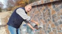 Bin 70 Metre Rakımlı Köyde Çıkan Su Şifa Dağıtıyor