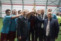 Birimler Arası Futbol Turnuvasında Şampiyon İtfaiye Müdürlüğü Oldu