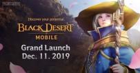 Black Desert Mobile'in Açılış Tarihi Belli Oldu