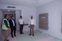 Bünül Açıklaması 'Ceyhan Devlet Hastanesi Ocak'ta Hizmete Açılacak'