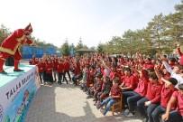 PATLAMIŞ MISIR - Çocuklara Kültürel Aşı