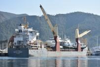 Deniz Sezonu Kapandı Bakımları Marmaris'te Yapılan Yatlar Ülkelerine Dönmeye Başladı