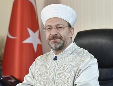 Diyanet İşleri Başkanı Erbaş'tan kamu spotu eleştirilerine yanıt