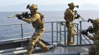 'Doğu Akdeniz'de Tatbikat Devam Ediyor'