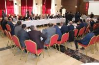 İSTİŞARE TOPLANTISI - Elazığ'da Muhtarlarla  İstişare Toplantısı