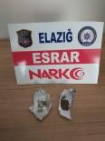 Elazığ'da Uyuşturucu Operasyonları Açıklaması 4 Tutuklama