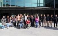 Engelli Çocuklar Urartu Müzesi'ni Gezdi